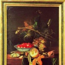 Arte: BODEGÓN FLAMENCO. Lote 191579052