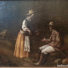 Arte: CUADRO ANTIGUO , EUROPA, POSIBLEMENTE ITALIANO O FLAMENCO. Lote 191610226