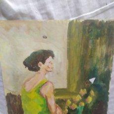 Arte: MOMENTOS A SOLAS (ORIGINAL). Lote 191618808