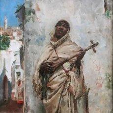 Arte: CIEGO MARROQUÍ. Lote 191789183