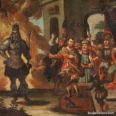 Arte: PINTURA ITALIANA ANTIGUA EN LA CORTE DEL REY DEL SIGLO XVIII.. Lote 191903822