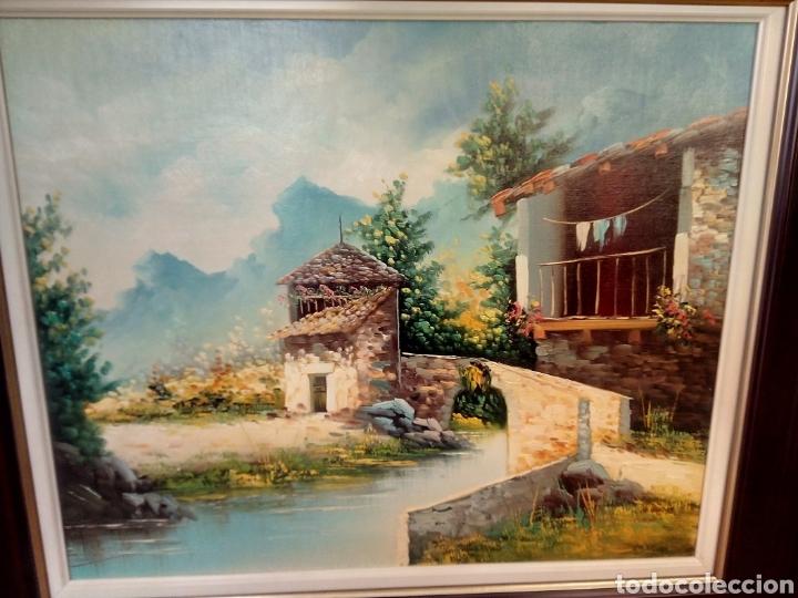 Arte: Óleo paisaje - Foto 2 - 192048325