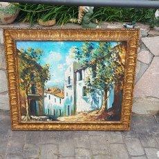 Arte: ÓLEO FIRMADO. Lote 192149223