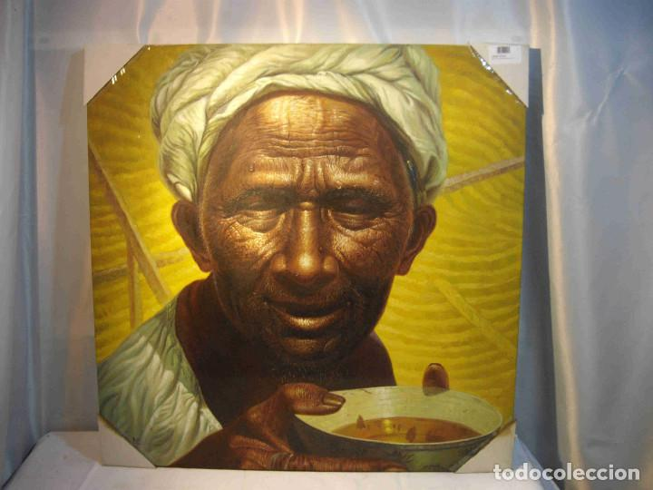 OLEO CAMPESINO BEDUINO (Arte - Pintura - Pintura al Óleo Contemporánea )
