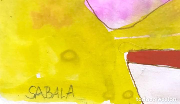 Arte: ELISABETH SABALA (1956) - Foto 2 - 192431861