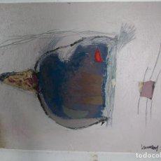 Arte: OLEO DE XAVIER RUSCALLEDA. Lote 192546056