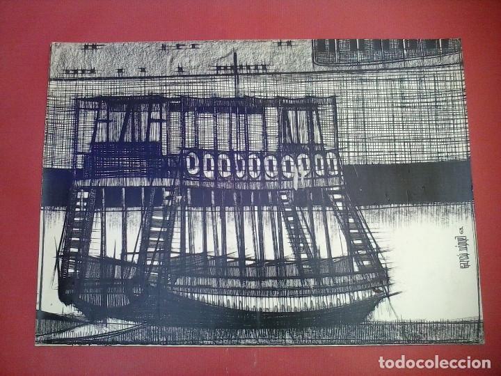 Arte: Ramón García Miquel. Barco - Foto 2 - 165535498