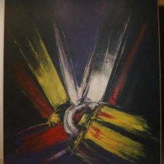 Arte: MANUEL VIOLA . GRAN TAMAÑO 220 X 190. Lote 192770893