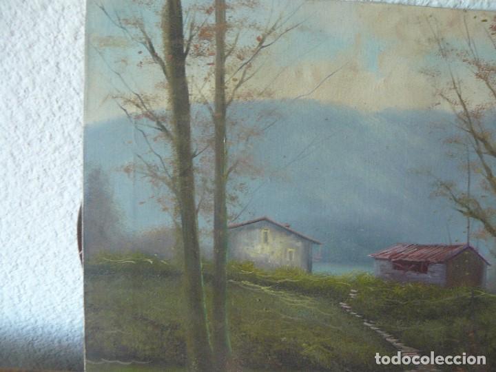 Arte: OLEO SOBRE TELA - FIRMADO DIAZ DE CEREO - PAISAJE - Foto 2 - 192806571