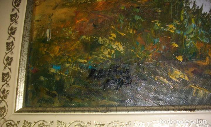 Arte: E. BELTRAN MESSA ( 1940-2006) VALENCIA -- OLEO BSOBRE LIENZO ( 70 X 61CTMS ) FIRMADO - Foto 3 - 192839518