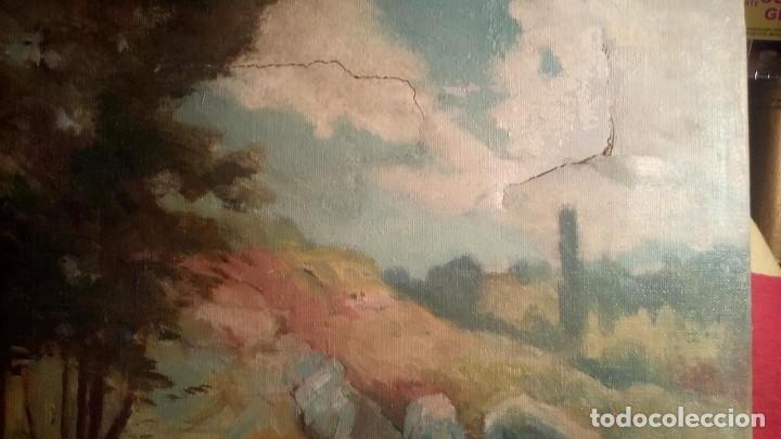 Arte: MERCADER J.I. - LAVANDERAS . - Foto 3 - 193116455