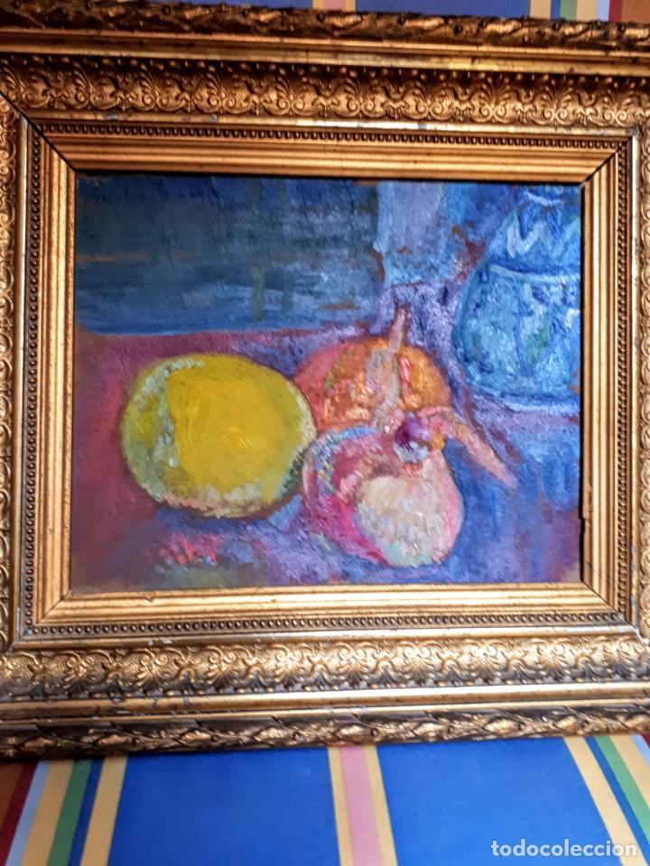 BODEGÓN DE E.VARELA,PINTOR ALICANTINO (Arte - Pintura - Pintura al Óleo Contemporánea )