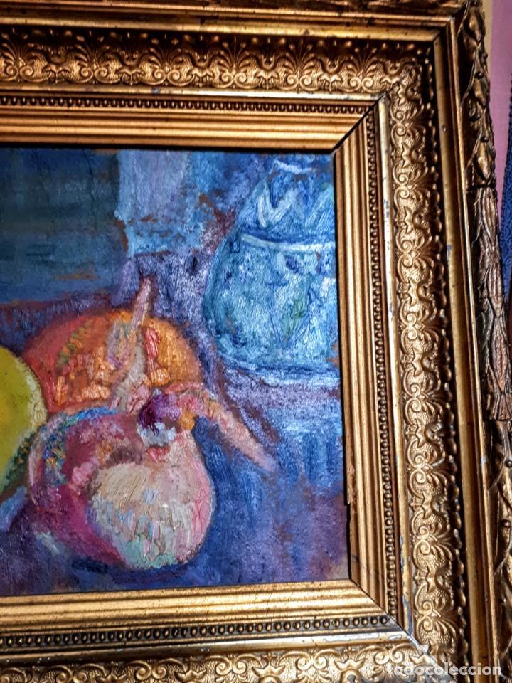 Arte: Bodegón de E.VARELA,Pintor alicantino - Foto 2 - 193318428