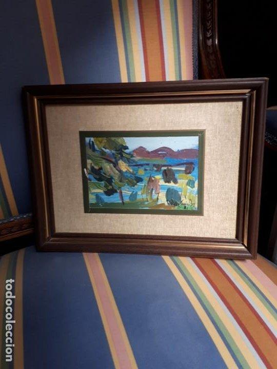 ÓLEO X.SOLER, PINTOR ALICANTINO (Arte - Pintura - Pintura al Óleo Contemporánea )
