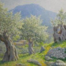 Arte: GUILLERMO GIL. Lote 193381362