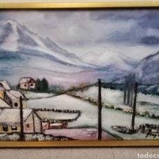 Arte: CUADRO OLEO. Lote 193422043