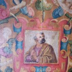 Arte: TABLA DE SAN PEDRO ESPAÑOLA SIGLO XVI, XVII. Lote 193730778