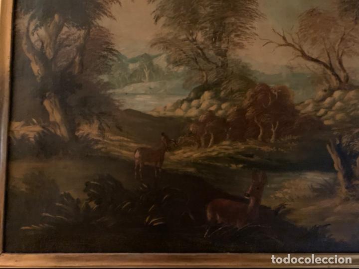 Arte: Cuadro Paisajista Antigüedades - Foto 4 - 193740505