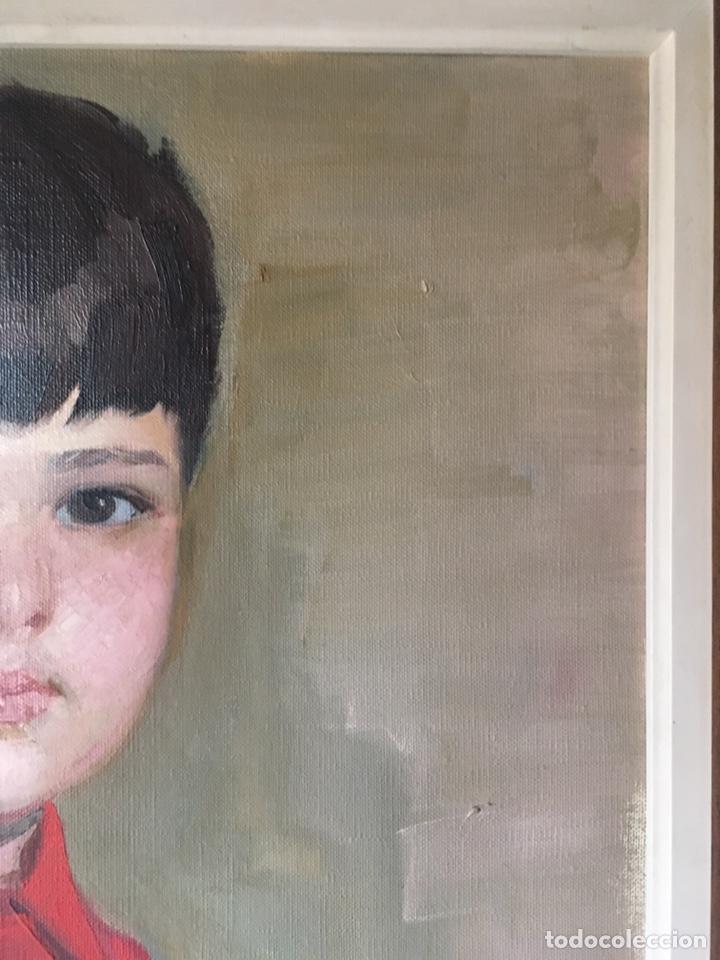 Arte: FÉLIX REVELLO DE TORO (Málaga 1926) Óleo sobre lienzo 38.5x46.5cm (soporte)Firmado y fechado en 1969 - Foto 6 - 193793938
