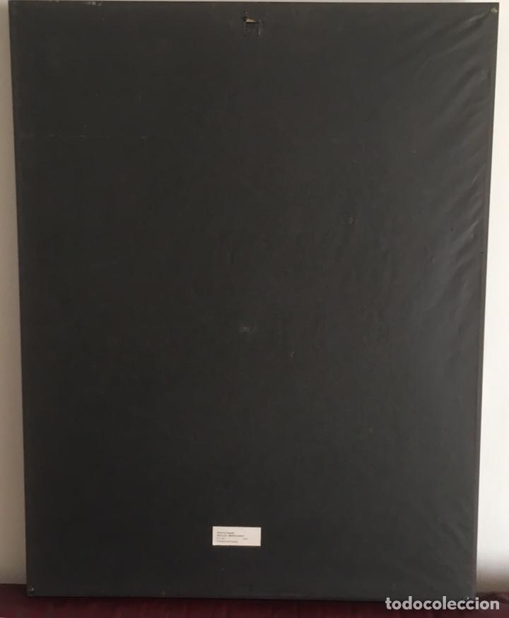 Arte: ESTHER BOIX (Girona, 1927 - 2014) Óleo sobre lienzo 81x 60cm Colección particular de la artista - Foto 10 - 193859493