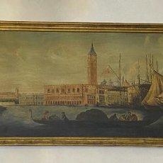 Arte: VISTA DE VENECIA. Lote 193888648