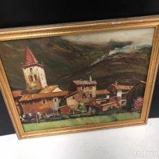 Arte: ÓLEO PIEDRA LAVES. Lote 193972425