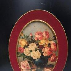 Arte: ÓLEO SOBRE TABLA. Lote 193972812