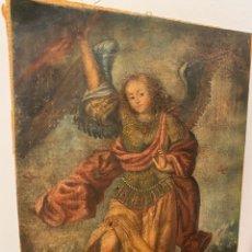 Arte: ARCÁNGEL. ARTE COLONIAL. ESCUELA CUZQUEÑA SIGLO XVII.. Lote 193977516