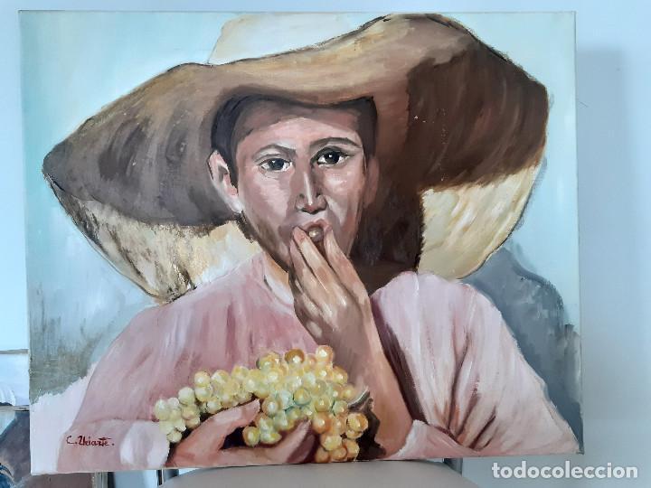 RÉPLICA DE SOROLLA (Arte - Pintura - Pintura al Óleo Contemporánea )