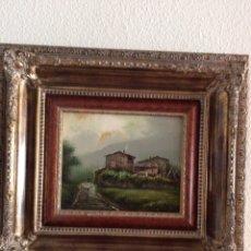 Arte: CUADRO AL ÓLEO. Lote 194141148
