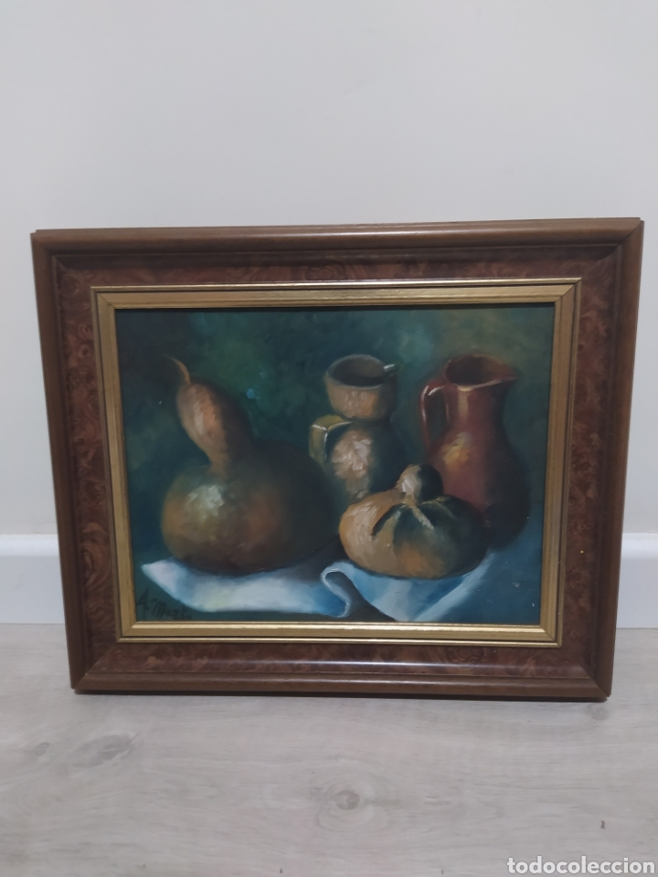 ANTIGUO BODEGÓN (Arte - Pintura - Pintura al Óleo Moderna sin fecha definida)