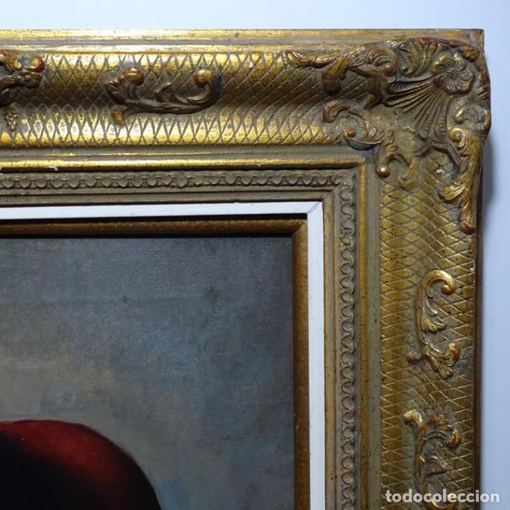 Arte: Excelente Óleo de Tomàs moragas i torras(girona 1837-bcn 1906).certificado barrachina.1882. - Foto 19 - 194156507
