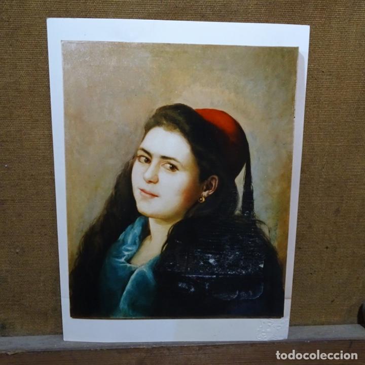 Arte: Excelente Óleo de Tomàs moragas i torras(girona 1837-bcn 1906).certificado barrachina.1882. - Foto 22 - 194156507
