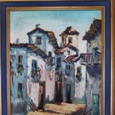 Arte: ÓLEO SOBRE LIENZO . Lote 194211556