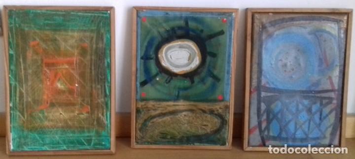 PLANS (Arte - Pintura - Pintura al Óleo Contemporánea )