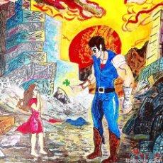 Arte: TRÉBOL DE LA SUERTE Y ESPERANZA. Lote 194221671