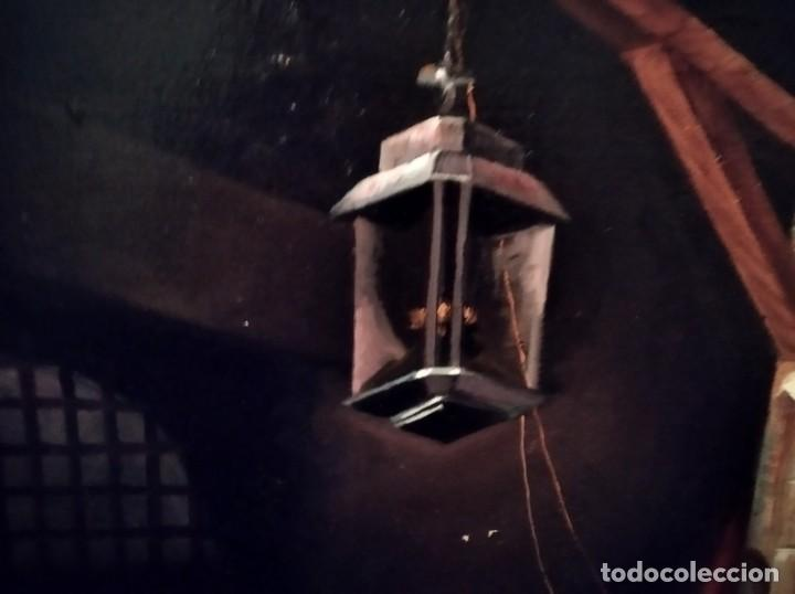 Arte: JOLOGA. TEMA COSTUMBRISTA. LIENZO 150X120. EXTRAORDINARIO MARCO INCLUIDO. - Foto 18 - 194223612