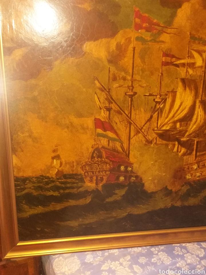 CUADRO DE PINTURA ORIGINAL NO ESTÁ FIRMADO (Arte - Pintura - Pintura al Óleo Antigua sin fecha definida)