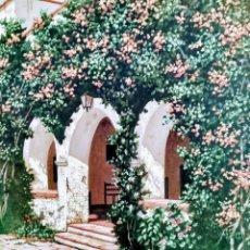 Arte: CUADRO AL OLEO SOBRE LIENZO DEL PRESTIGIOSO PINTOR MEXICANO FRANCISCO AYALA GRESS.. Lote 194245382