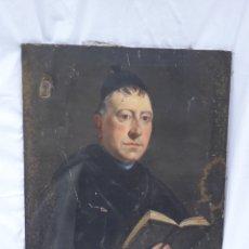 Arte: OLEO SIGLO XIX DE ÁNGEL LUDEÑA. Lote 194300391