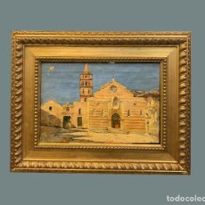 Arte: EXTRAORDINARIA OBRA : LA CATEDRAL DE TIVOLI, SIGLO XIX. Lote 194338718