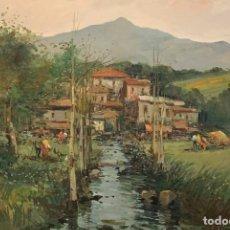 Arte: CIRO CANZANELLA (1948) - PAZ AUTÉNTICA. Lote 194338832
