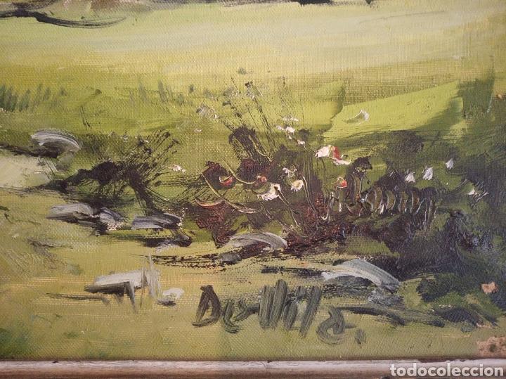 Arte: Pintura al óleo - Foto 2 - 194405530