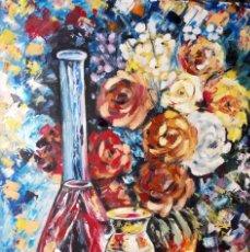Arte: LICOR Y FLORES. Lote 194521510
