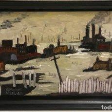 Arte: INDUSTRIAL AÑOS (20). Lote 194521940