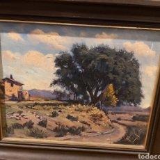 Arte: PINTURA DE TARREGA VILADOMS. Lote 194570447