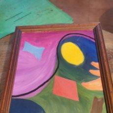 Arte: CUADRO DE ARTE MODERNO. Lote 194572667