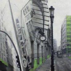 Arte: CENTRO URBANO II. Lote 194577518