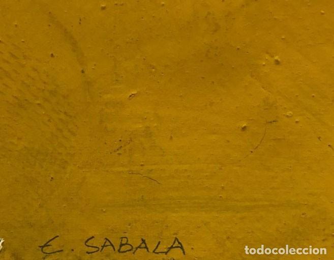Arte: ELISABETH SABALA (1956) - Foto 2 - 194669560