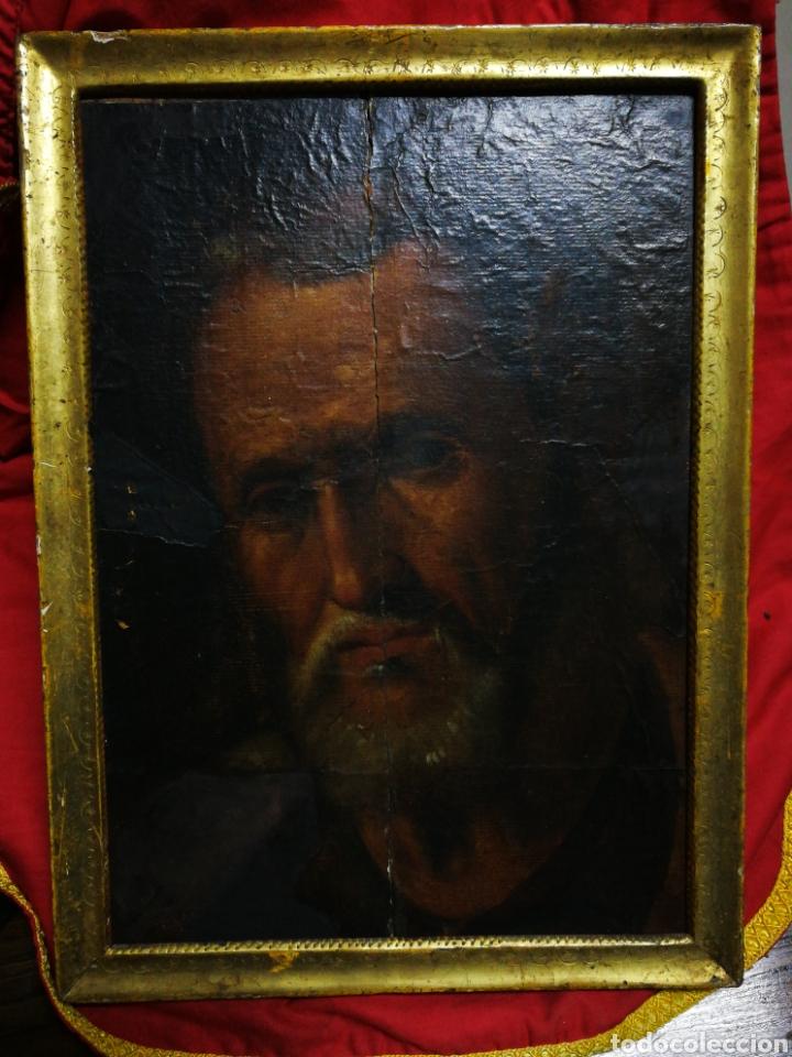 Arte: INCREÍBLE ÓLEO BARROCO SOBRE MADERA, ATRIBUIDO A JUAN RIBALTA (ESCUELA ESPAÑOLA),S.XVII. 38X28CM. - Foto 30 - 194680675